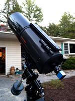 Celestron C9.25 and Imaging Source DBK 21AU618.AS