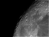 Atlas and Hercules Craters