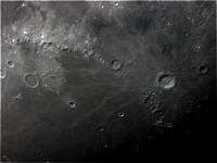 Copernicus and Montes Apennius.